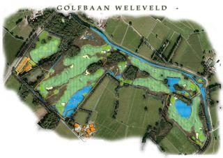 Masterplan Weleveld golfclub