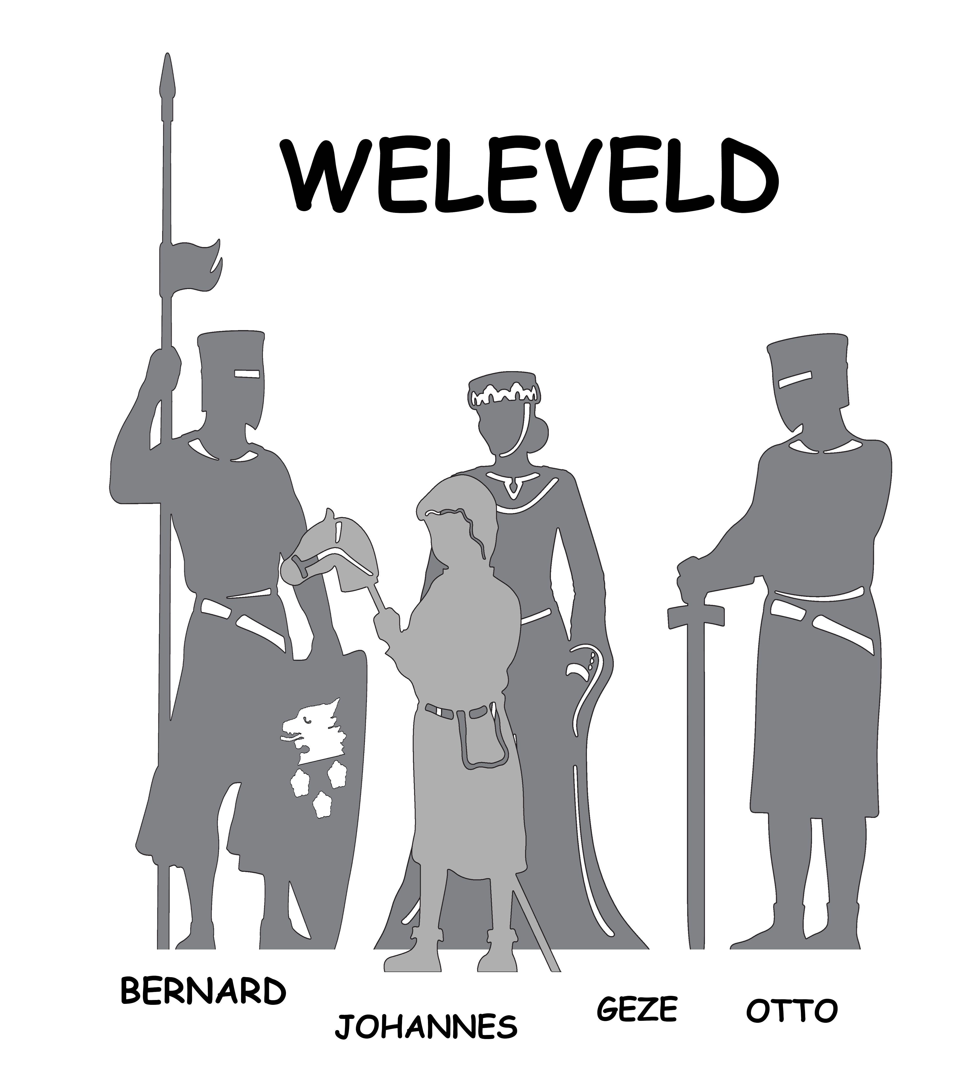 weleveld middeleeuwen